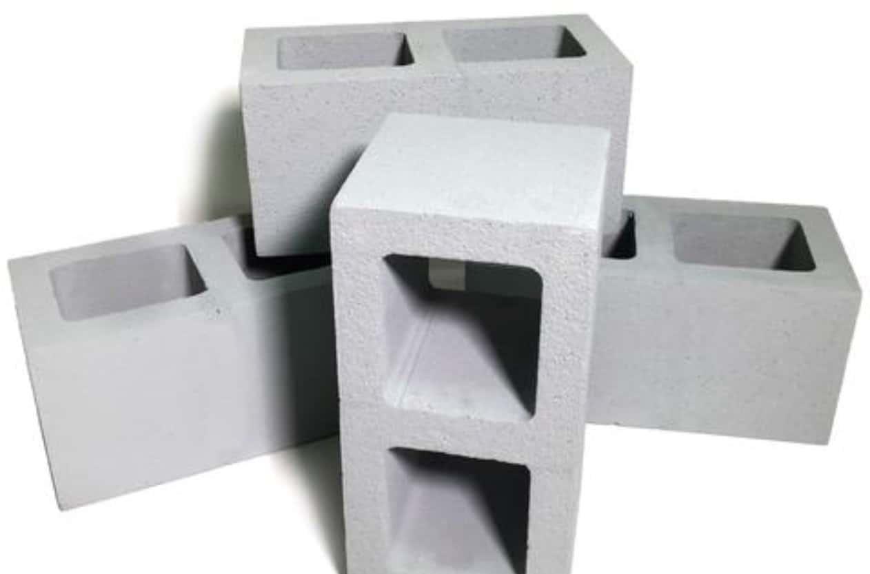 Block molding